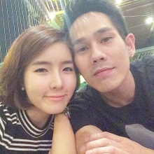 อาร์ จียอน คู่รักหวานแหวว มุ้งมิ้งได้อีก
