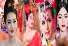 เมื่อสาวไทย แต่ง หมวย รับตรุษจีน ใครสวยปัง! ที่สุดเอ่ย?