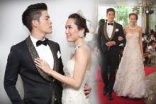 ฟินหนักมาก!! อาเล็ก หวาน จอย ในชุดแต่งงาน