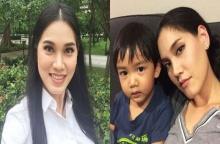 เปิดภาพล่าสุด ลูกจัน จันจิรา จากนางงามมาเป็นคุณแม่