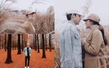 สวีทเกิ๊น! หมาก-คิม ภาพเซตกลางทุ่งหญ้า เกาหลีเว่อร์!