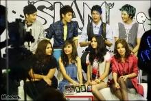 Pic : The Star 7 เยี่ยมรายการ Iam Siam CH[V]