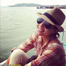 พิม ซอนย่า สวยๆ จาก instagram