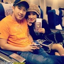 อัพเดทภาพ เจนนี่ หรือ หมออ้อย สวีทแฟนหนุ่มที่เกาหลี