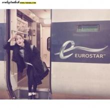 Pic : ก้อย - ตูน ควงหวานทัวร์ยุโรป