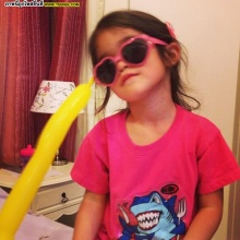 Pic : อัพเดท น้องลียา สาวน้อยหน้าสวยกันหน่อยจ้า!!