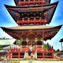 Pic : เอ ศุภชัย ผู้จัดการซุปตาร์ ลัลล้า ณ ญี่ปุ่น