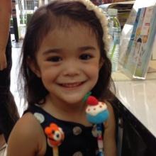 Pic : น้องลียา ลูกสาวธัญญ่า ยิ่งโตยิ่งน่ารั๊ค