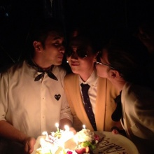 เกร๋ เกร๋ ! ปาร์ตี้วันเกิดเมย์ เฟื่อง เมื่อหญิงกลายเป็น ชาย และ ชายกลายเป็นหญิง!!