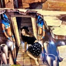 Pic : นางร้ายหน้าสวย โบวี่ อัฐมา กับท่าสุดเริ่ดเว่อร์ จาก IG