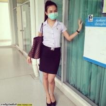 Pic : จ๊ะ คันหู ในมาดนักศึกษา ก็สวยไปอีกแบบ @IG