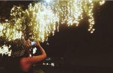 Pic กุ๊บกิ๊บ สุมณทิพย์ กับวันชิลๆ ณ สะพานพุทธ