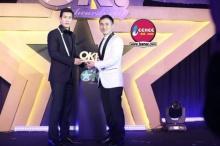 เจิดจรัส!! ทัพคนดังแห่รับรางวัล Ok! Awards 2014