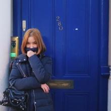 Pic : โม มนชนก กับวันสุดชิล ณ ลอนดอน