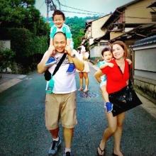 ตามครอบครัวบัวชมพู พาสามหนุ่มน้อยเที่ยวญี่ปุ่นกันจ้า