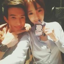 อึนจอง-เจมส์ มาร์ แชะภาพคู่ น่ารักกันจริงๆ