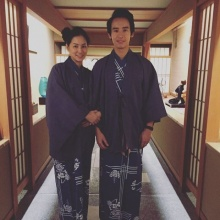 ว่าที่คุณพ่อคุณแม่ต่าย - ทิม ควงเที่ยวญี่ปุ่นสุดอบอุ่น