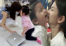 รวมภาพสุดซึ้ง แม่โบว์-น้องมะลิ ความรักกำลังใจที่มีให้กัน!!