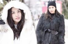 สวยอลัง ใบเตย อาร์สยาม กับแฟชั่นหน้าหนาวเที่ยวญี่ปุ่น