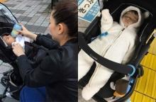 เมื่อ ลิเดีย-แมทธิว พาน้อง ดีแลน เที่ยวญี่ปุ่น มาดูว่าเกิดอะไรขึ้น (ชมภาพ)