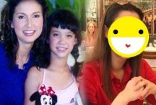แทบไม่เชื่อสายตา ภาพล่าสุด น้องนนนี่ ลูกแอน เป็นสาวขนาดนี้เลย!!