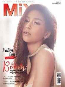 MiX Magazine จับบูม สุภาพร แปลงโฉม อวดความเซ็กซี่ โชว์ สุขภาพดี ชีวิตดี