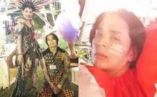 แทค ภรัณยู แปลงร่างเป็น เบบี้ชาร์ค ในงานเลี้ยงวันคล้ายวันประสูติ พระองค์หญิงสิริวัณณวรีฯ
