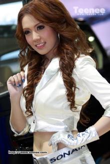 เด็ดสะระตี่!!...พริตตี้สาวสวยจากค่าย  Hyundai