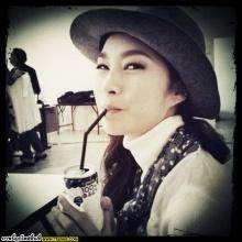 Pic:สาวสวย ฉัตร ปริยฉัตรจาก twitter