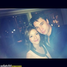 แมททิว-ลิเดีย จาก instagram