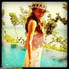 เนย โชติกา สวยใสๆ จาก instagram