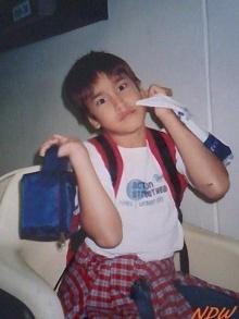 ย้อนดูซุปตาร์สมัยวัยเด็ก : ณเดช คุกิมิยะ
