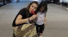 PIC ธัญญ่า กับ น้องลียา ณ เชียงคาน