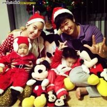 อัพเดทครอบครัวสุดน่ารัก พลอย ชิดจันทน์!!