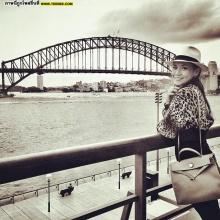 Pic : ตาม กาละแมร์ รับ Summer@Sydney