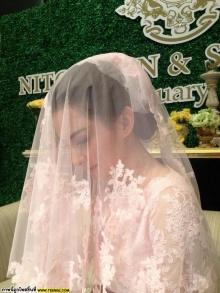 เก็บตกอีกครั้ง!เจ้าสาวเจิน ณ งานแต่ง