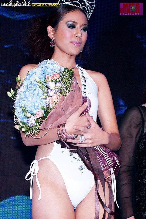 550023 น้องพี Miss thailand beach international 2011
