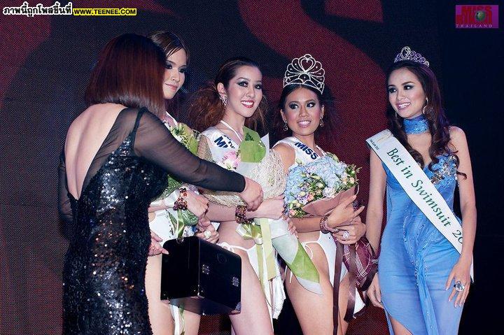 550030 น้องพี Miss thailand beach international 2011