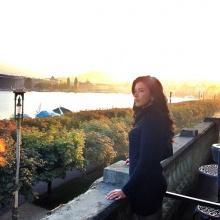Pic : ศรีริต้า สวยสง่าม๊ากมาก ในต่างแดน @IG