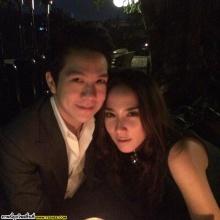 รวมรูปคู่รัก คู่หวาน อั้ม พัชราภา - แอมป์ พิธาน