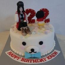 Pic : เก็บตกปาร์ตี้วันเกิดครบรอบอายุ22ปี ของนักร้องสาวแก้ว FFK
