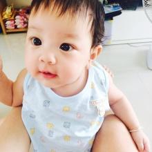 Pic : น้องโนเบล ลูกสาว บอล วิทวัส วัย4เดือน น่ารักฟุดๆ