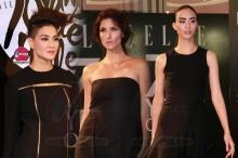 ลูกเกด นำทีม 7 นางแบบแถวหน้าของเมืองไทยร่วมเดินแฟชั่นฉลอง 70 ปี ELLE