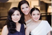 ความสวยงามของโลกใบนี้...3 นางเอกในตำนาน ช่อง3 ในภาพเดียวกัน!