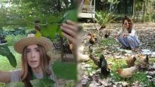 ส่องภาพ!! ชีวิตง่าย ๆ ปาล์มมี่ กับชอตสาวชาวบ้านที่ดูธรรมด๊าธรรมดาจนไม่น่าเชื่อ!!