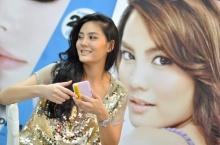 Pic: เจนี่ ในงาน MAYBELLINE