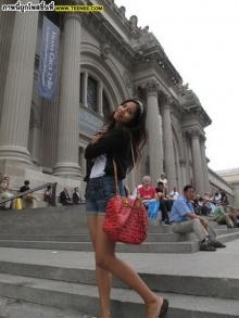 PiC :: เปรี้ยว ซ่า หญิงแม้น IN New York
