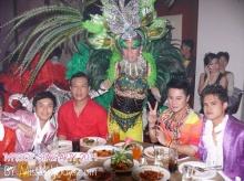 สีสันคนดังร่วมงานสตาร์ปาร์ตี้  2011 CARNIVAL(1)