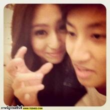 pix:มิล่า กามิกาเซ่ กับ แฟนหนุ่ม
