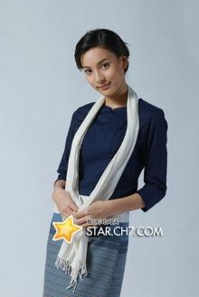 ภาพ กรีน นางเอกใหม่จากเรื่องขุนเดชงามอย่างไทยจริงๆ